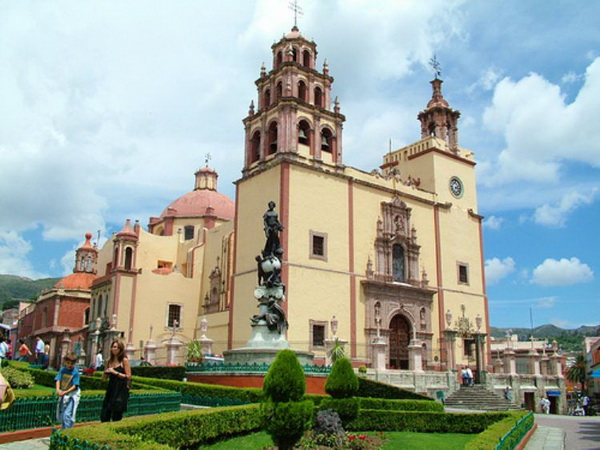 facts about guanajuato:
