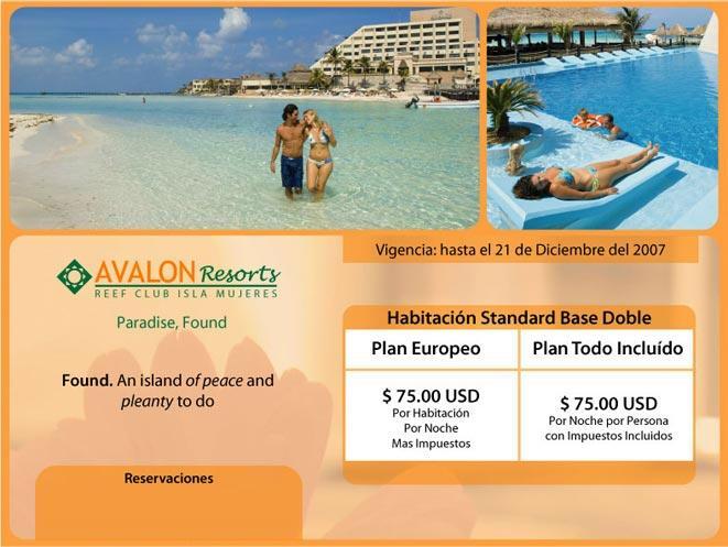 Avalon Isla Mujeres