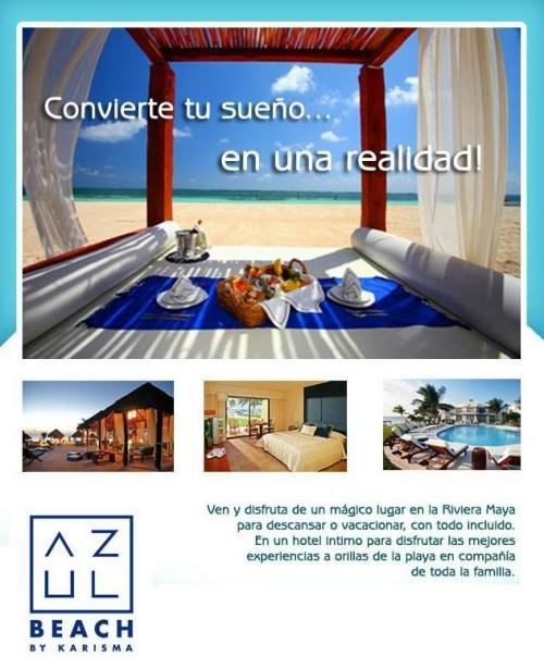 Azul Beach Riviera Maya