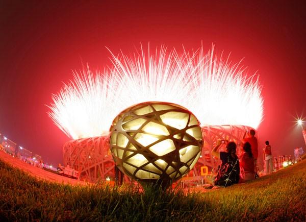 beijing 2008 bola de fuegos