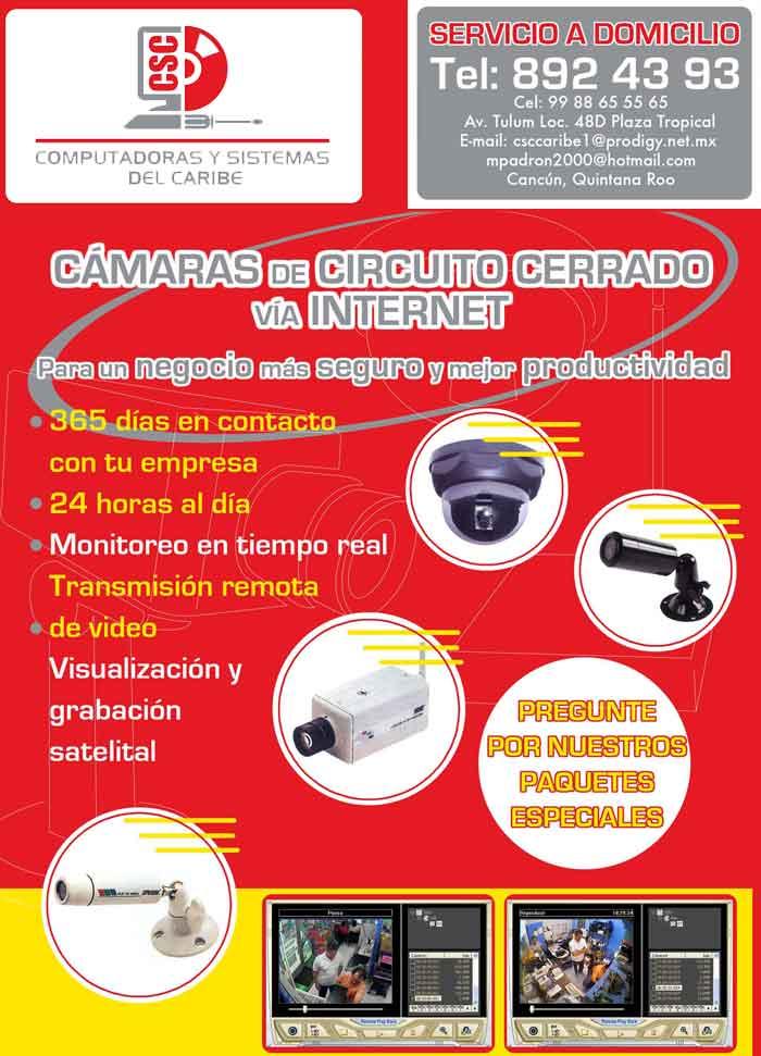 camaras por internet, vigilancia