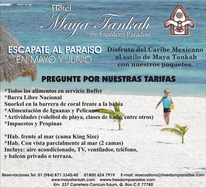 promociones en la riviera maya y cancun