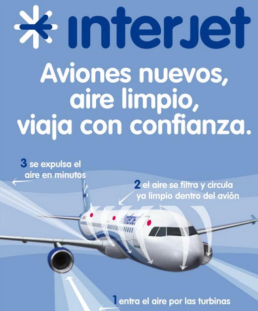 Interjet.com viaje seguro y economico