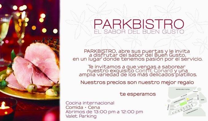 restaurante parbistro