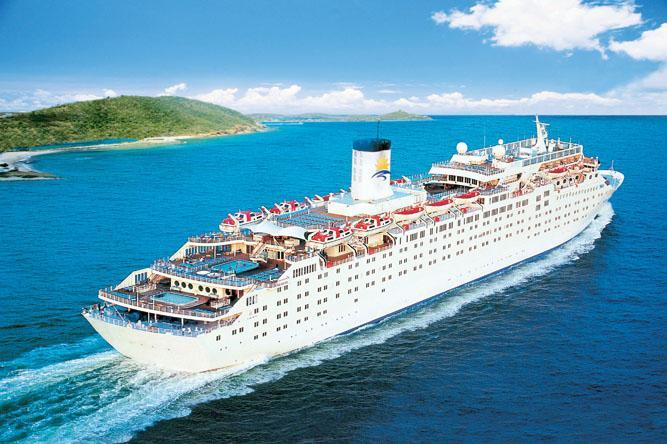 viaje cruceros:
