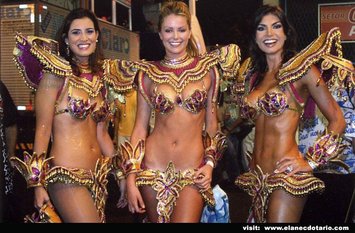 foto carnaval de rio garotas