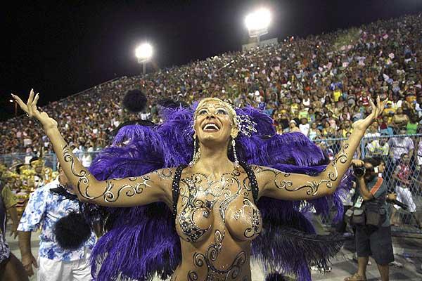 El carnaval sexual en Rio